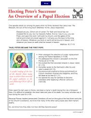 The Election Process