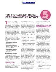 Teacher Training Master 1 - Pflaum Home