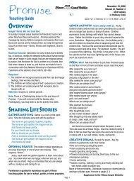 Teaching Guide - Pflaum Home