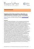 Newsletter Ausgabe 6 Januar 2013 - Netzwerk - Pflege und ... - Page 2