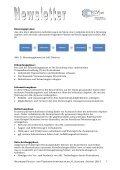 Newsletter Ausgabe 6 Januar 2013 - Netzwerk - Pflege und ... - Page 5