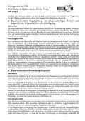 Entwicklung von Expertenstandards in der Pflege - Schwerhoerigen ... - Page 5