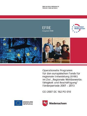 EFRE Ziel 2 - OP - Version 2.3 Stand 20-06-07 - AGIP
