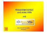 Intern. Prana Schule Austria