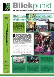 Blick Punkt - Meinhardt