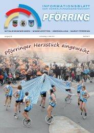 Informationsblatt-2013-05 - Markt Pförring