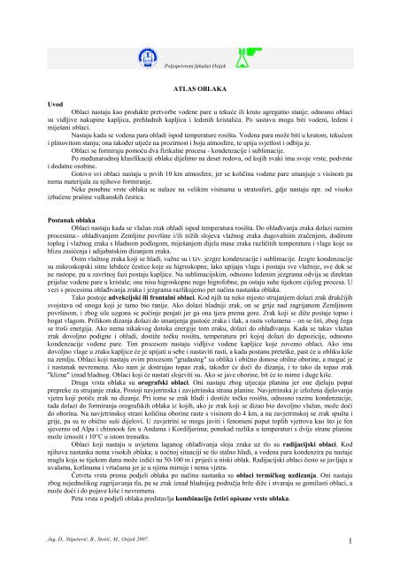 Oblaka pdf atlas