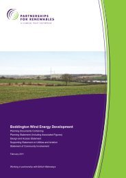 Boddington Wind Energy Development - Partnerships for Renewables