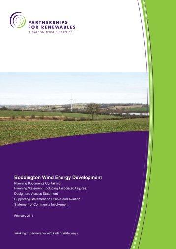 Boddington Wind Energy Development - Partnerships for Renewables