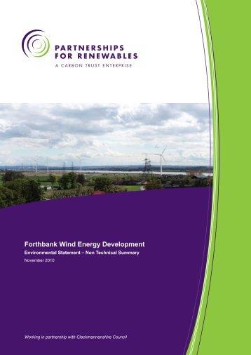 NTS - Partnerships for Renewables
