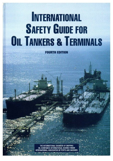 international safety guide for oil tankers and terminals free download