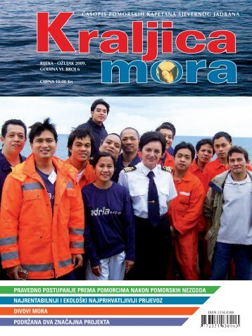 Kraljica mora - Ožujak - Pomorski fakultet u Rijeci