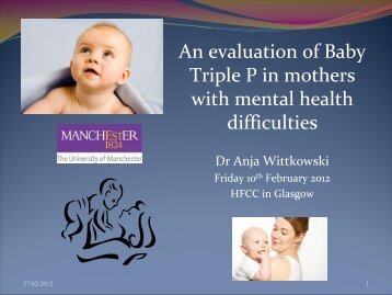5. Anja Wittkowski.pdf - Parenting and Family Support Centre