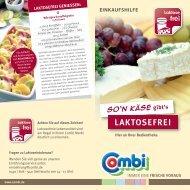 LAKTOSEFREI - Combi