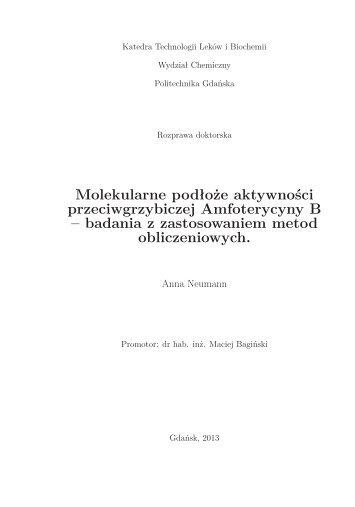 Neumann - Politechnika Gdańska