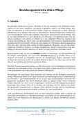 Beziehungszentrierte Alters-Pflege - PGA - Seite 2