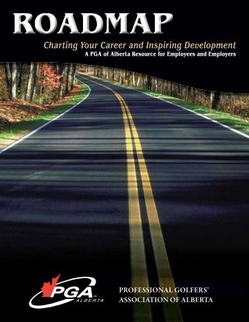 Charting Your Career and Inspiring Development - PGA of Alberta