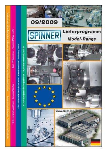 Lieferprogramm Model-Range - PGE