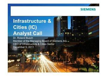 111205 IC Analyst Call - Presentation Roland Busch