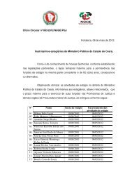 Ofício Circular nº 003/2012/NUGE/PGJ Fortaleza, 08 de maio de ...