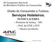 Serviços Hoteleiros - 05.09.2012