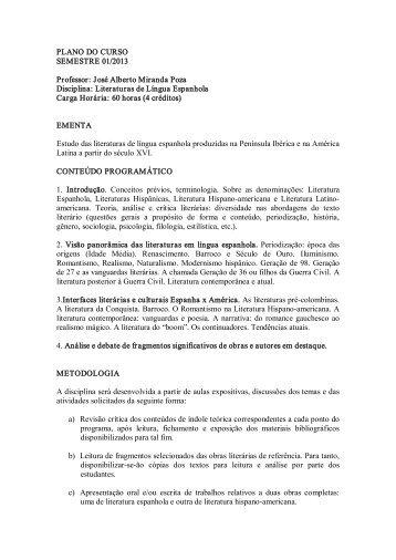Literaturas de Líng.. - UFPE PPGL