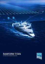 PGS - Ramform Titan