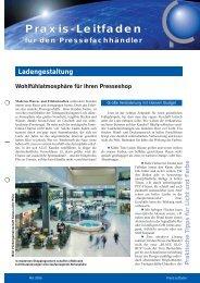 Praxis-Leitfaden - Presse-Grosso Wilhelm Schmitz GmbH & Co. KG