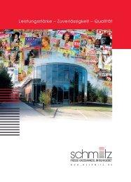 Leistungsstärke – Zuverlässigkeit – Qualität - Presse-Grosso ...