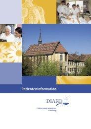 als PDF herunterladen - DIAKO Flensburg