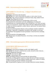 IRPB - Pädagogische Hochschule Burgenland