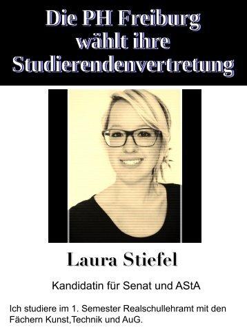 Laura Stiefel - (PH) Freiburg