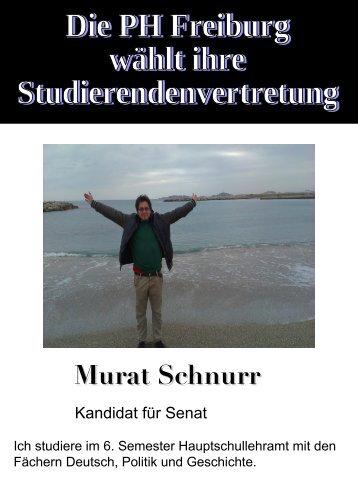 Murat Schnurr - PH-FREIBURG.COM