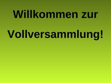 Präsentation der Vollversammlung am 14.01.2014 - PH-FREIBURG ...