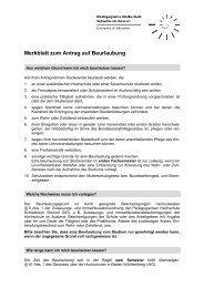 Merkblatt zum Antrag auf Beurlaubung - Pädagogische Hochschule ...