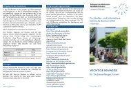 MIZ Info-Flyer Stand: August 2013 - Pädagogische Hochschule ...