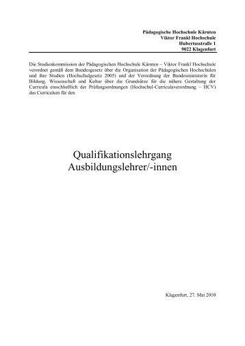 Pädagogische Hochschule Kärnten