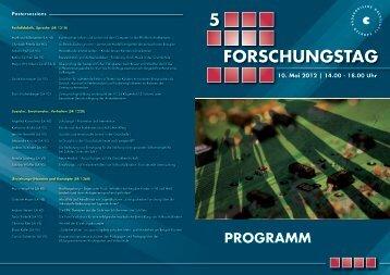 Programm 2012 - Pädagogische Hochschule Kärnten
