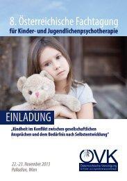 Kindheit im Konflikt zwischen gesellschaftlichen Ansprüchen und ...