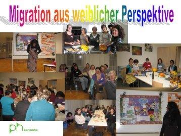 Migration aus weiblicher Perspektive