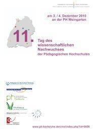 als .pdf - Pädagogische Hochschule Karlsruhe