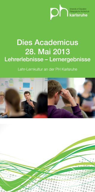 Programm - Pädagogische Hochschule Karlsruhe