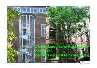 3. - Pädagogische Hochschule Karlsruhe