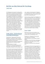 Artikel (224 KB) - Pädagogische Hochschule Vorarlberg