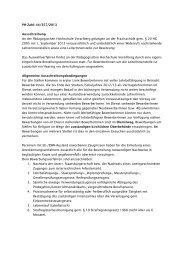 PH-Zahl: 44/357/2013 Ausschreibung An der Pädagogischen ...