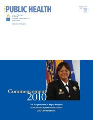 Covers - UCLA School of Public Health