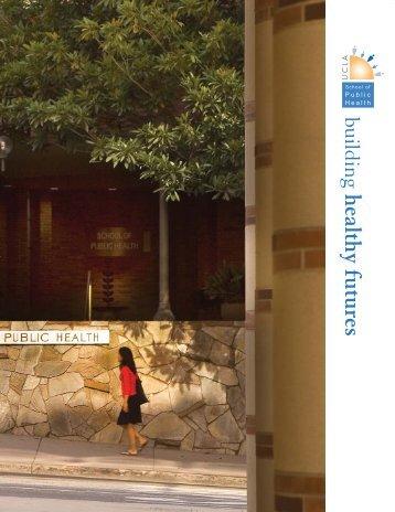 healthy futures - UCLA School of Public Health