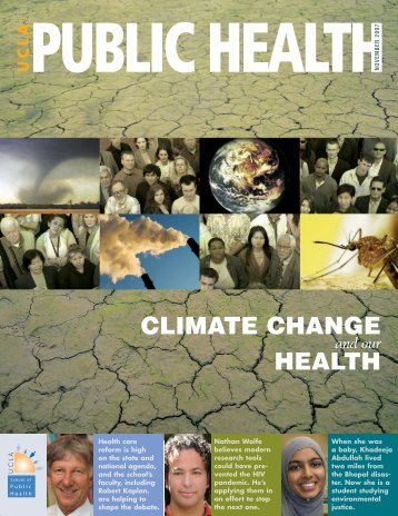 Cover - UCLA School of Public Health