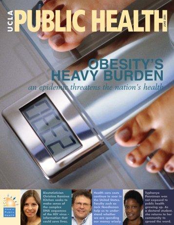 Full Magazine - UCLA School of Public Health