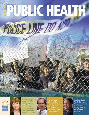 JUNE 2001 - UCLA School of Public Health